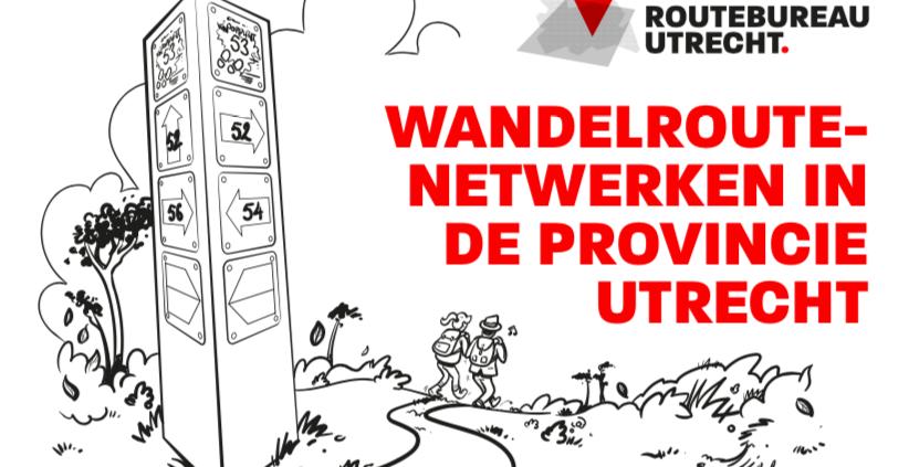 factsheet wandelnetwerken (cover)