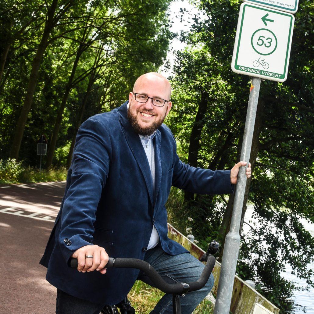 Jeroen van Noort - Manager Routebureau Utrecht