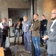 Netwerkbijeenkomst van Fietsplatform, Wandelnet en NFTU over kwaliteit van routes en routenetwerken.