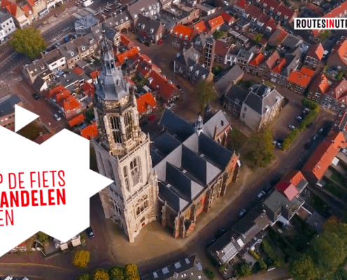 video commercial Routes in Utrecht op RTV Utrecht