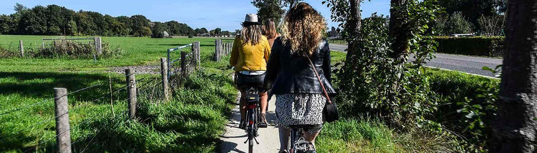 Cycling Utrecht Region - nieuwe fietsroutes NP Utrechtse Heuvelrug