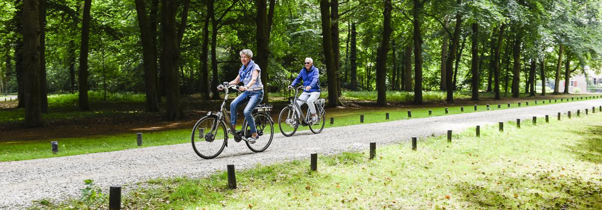 Fietsen op de Utrechtse Heuvelrug