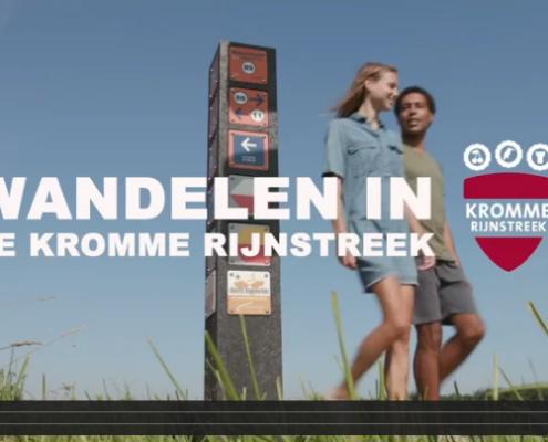 Wandelen in de Kromme Rijnstreek