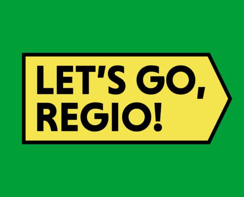 mobiliteitsweek utrecht 2021 logo let's go, regio